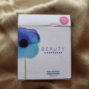 Beauty by Popsugar make me blush